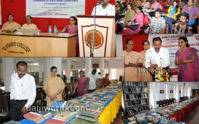 Librarians' Day / Dr.S.R.Ranganathan's Day 2012 Exhibition on Rare Book Collection