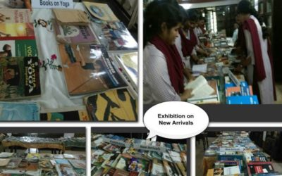 """Inauguration of Exhibition on """"New Arrivals"""""""