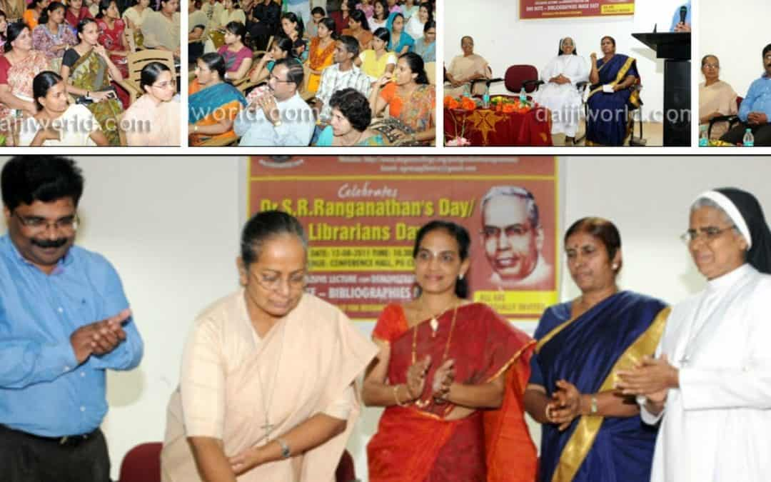 Librarians' Day/ Dr.S.R.Ranganathan's Day 2012 Demonstration on ENDNOTE Software