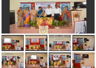 Librarians' Day/ Dr.S.R.Ranganathan's Day 2015 State Level Seminar on Web Resources for Teaching and Learning