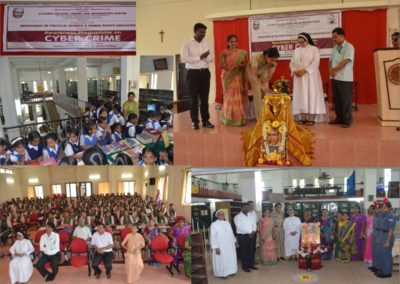Librarians' Day/ Dr.S.R.Ranganathan's Day 2016 State Level Seminar on Cyber Crime
