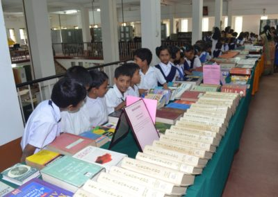 Exhibition on Reference Books: Know Your World